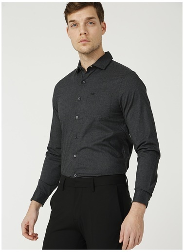 Dockers Gömlek Siyah